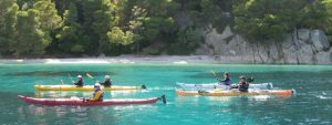 Kefalonia Sea Kayaking