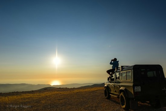 Jeep Safari Sunset Kefalonia