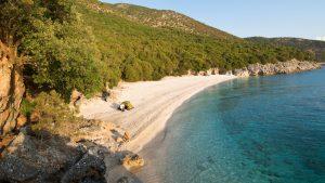 Koutsoupia or Mini Myrtos Beach